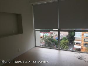 Departamento En Rentaen Miguel Hidalgo, Anahuac, Mexico, MX RAH: 20-2810