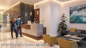 Departamento En Ventaen Miguel Hidalgo, Anzures, Mexico, MX RAH: 20-2803
