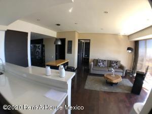 Departamento En Rentaen Cuajimalpa De Morelos, Santa Fe Cuajimalpa, Mexico, MX RAH: 20-2839