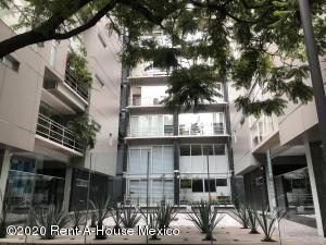 Departamento En Rentaen Cuauhtémoc, Hipodromo Condesa, Mexico, MX RAH: 20-2888