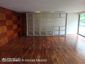 Departamento En Rentaen Miguel Hidalgo, Polanco, Mexico, MX RAH: 20-2890