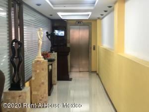 Departamento En Rentaen Benito Juárez, Del Valle Centro, Mexico, MX RAH: 20-2912