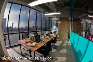 Oficina En Rentaen Benito Juárez, San Pedro De Los Pinos, Mexico, MX RAH: 20-2950