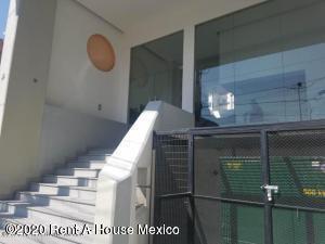 Departamento En Rentaen Alvaro Obregón, Carola, Mexico, MX RAH: 20-2954