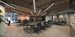 Oficina En Rentaen Cuauhtémoc, Juarez, Mexico, MX RAH: 20-2961