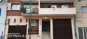 Departamento En Rentaen Miguel Hidalgo, Anahuac, Mexico, MX RAH: 20-2967