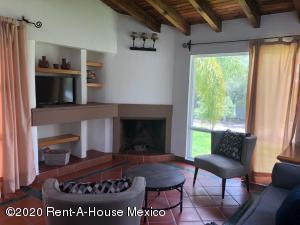 Casa En Rentaen Corregidora, Balvanera Polo Y Country Club, Mexico, MX RAH: 20-2937