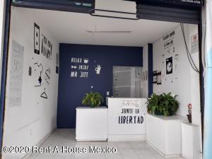 Local Comercial En Rentaen Miguel Hidalgo, Argentina Antigua, Mexico, MX RAH: 20-3028