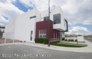 Casa En Ventaen Queretaro, Lomas De Juriquilla, Mexico, MX RAH: 20-3042