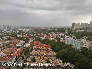 Departamento En Rentaen Huixquilucan, Lomas De Las Palmas, Mexico, MX RAH: 20-3043