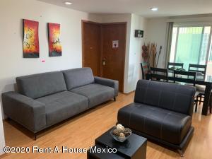 Departamento En Ventaen Cuajimalpa De Morelos, Granjas Navidad, Mexico, MX RAH: 20-3049