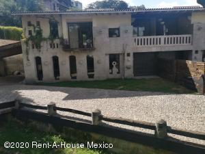 Casa En Rentaen Atizapan De Zaragoza, Bosque Esmeralda, Mexico, MX RAH: 20-3051