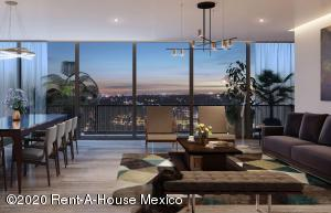Departamento En Ventaen Miguel Hidalgo, Polanco Chapultepec, Mexico, MX RAH: 20-3045