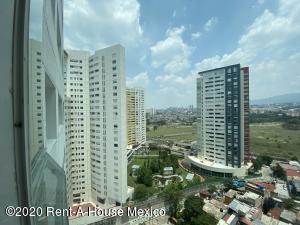 Departamento En Rentaen Huixquilucan, Jesus Del Monte, Mexico, MX RAH: 20-3066