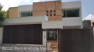 Casa En Rentaen Huixquilucan, Lomas Anahuac, Mexico, MX RAH: 20-3082