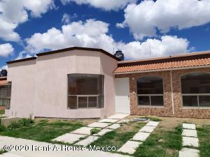 Casa En Ventaen Pachuca De Soto, San Antonio El Desmonte, Mexico, MX RAH: 20-3111