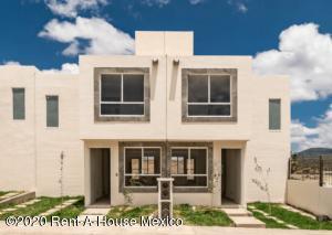 Casa En Ventaen Pachuca De Soto, San Antonio El Desmonte, Mexico, MX RAH: 20-3114