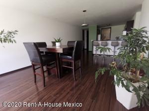 Departamento En Rentaen Naucalpan De Juarez, Lomas Verdes, Mexico, MX RAH: 20-1700