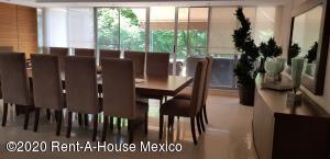 Departamento En Ventaen Miguel Hidalgo, Polanco, Mexico, MX RAH: 20-3131
