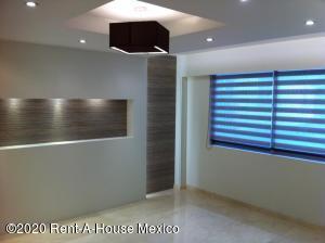 Departamento En Rentaen Miguel Hidalgo, Polanco, Mexico, MX RAH: 20-3149
