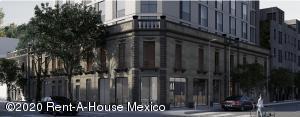 Departamento En Rentaen Cuauhtémoc, San Rafael, Mexico, MX RAH: 20-3162