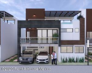 Casa En Ventaen San Mateo Atenco, San Francisco, Mexico, MX RAH: 20-3204