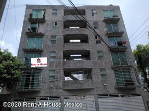 Departamento En Rentaen Miguel Hidalgo, Anahuac, Mexico, MX RAH: 20-3183