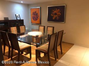 Casa En Rentaen Cuajimalpa, El Molino, Mexico, MX RAH: 20-3223