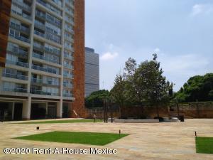 Departamento En Rentaen Miguel Hidalgo, Anahuac, Mexico, MX RAH: 20-3226