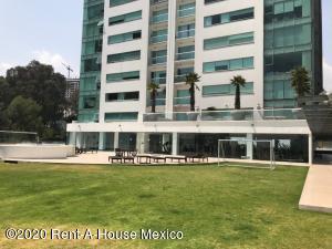 Departamento En Rentaen Alvaro Obregón, Paseo De Las Lomas, Mexico, MX RAH: 20-3230