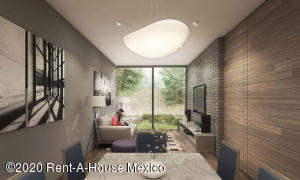 Departamento En Ventaen Benito Juárez, Del Valle Sur, Mexico, MX RAH: 20-2979