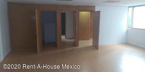 Oficina En Rentaen Miguel Hidalgo, Polanco, Mexico, MX RAH: 20-3275