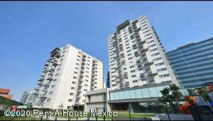 Departamento En Rentaen Miguel Hidalgo, Anahuac, Mexico, MX RAH: 20-3322