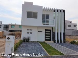 Casa En Ventaen Queretaro, Real De Juriquilla, Mexico, MX RAH: 20-3323