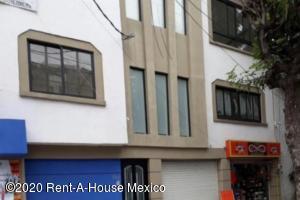 Oficina En Rentaen Benito Juárez, Narvarte, Mexico, MX RAH: 20-3326