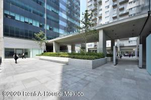 Departamento En Rentaen Miguel Hidalgo, Anahuac, Mexico, MX RAH: 20-3332