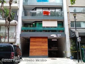 Edificio En Rentaen Cuauhtémoc, Cuauhtemoc, Mexico, MX RAH: 20-3360
