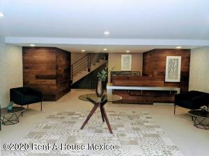 Departamento En Rentaen Cuauhtémoc, San Rafael, Mexico, MX RAH: 20-3369