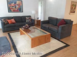 Departamento En Rentaen Miguel Hidalgo, 16 De Septiembre, Mexico, MX RAH: 20-3380
