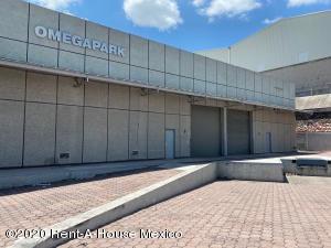 Nave Industrial En Rentaen El Marques, Parque Industrial Bernardo Quintana, Mexico, MX RAH: 20-3398