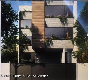 Departamento En Rentaen Cuajimalpa, Bosques De La Lomas, Mexico, MX RAH: 20-3424