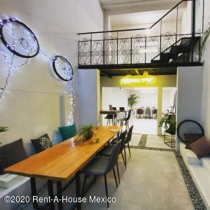 Departamento En Rentaen Miguel Hidalgo, Escandon, Mexico, MX RAH: 20-3454