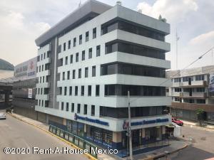 Oficina En Rentaen Naucalpan De Juarez, San Andres Atoto, Mexico, MX RAH: 20-3509