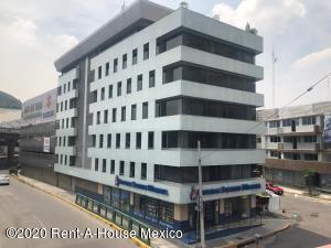 Oficina En Rentaen Naucalpan De Juarez, San Andres Atoto, Mexico, MX RAH: 20-3517