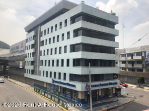 Oficina En Rentaen Naucalpan De Juarez, San Andres Atoto, Mexico, MX RAH: 20-3523