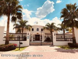 Casa En Ventaen Queretaro, Altos De Juriquilla, Mexico, MX RAH: 20-3528