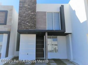 Casa En Ventaen Queretaro, San Isidro Juriquilla, Mexico, MX RAH: 20-148