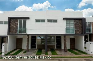 Casa En Ventaen Queretaro, San Isidro Juriquilla, Mexico, MX RAH: 20-153
