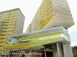 Departamento En Rentaen Alvaro Obregón, Santa Fe, Mexico, MX RAH: 20-3554