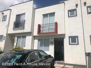 Casa En Rentaen Queretaro, San Isidro Juriquilla, Mexico, MX RAH: 20-3575